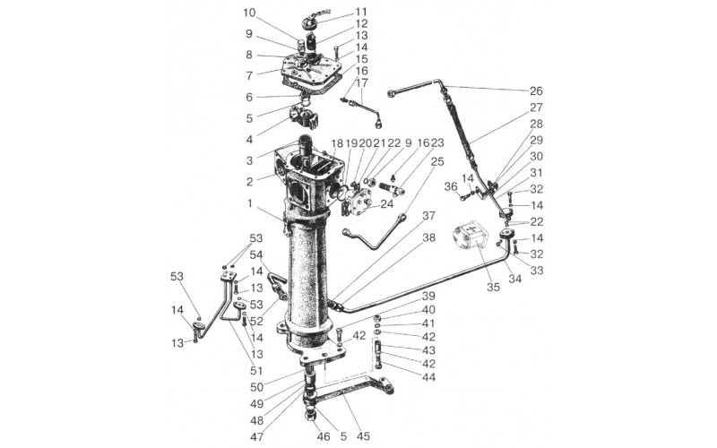 Parts Of A Column >> Parts Of Steering Column